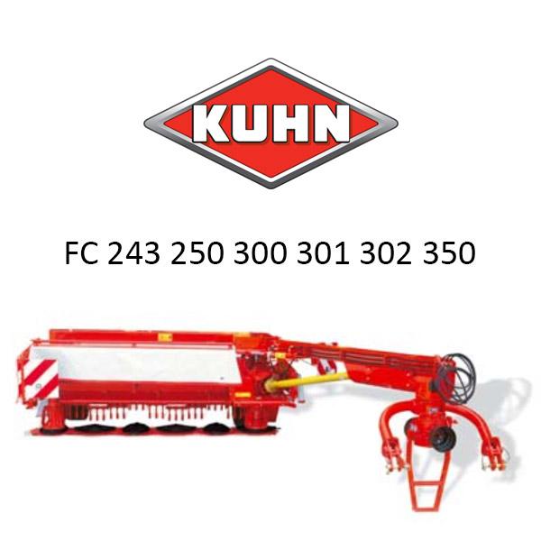 Ανταλλακτικά KUHN FC 243 250 300 301 302 350 352