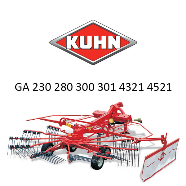GA 230 280 300 301 4321 4521