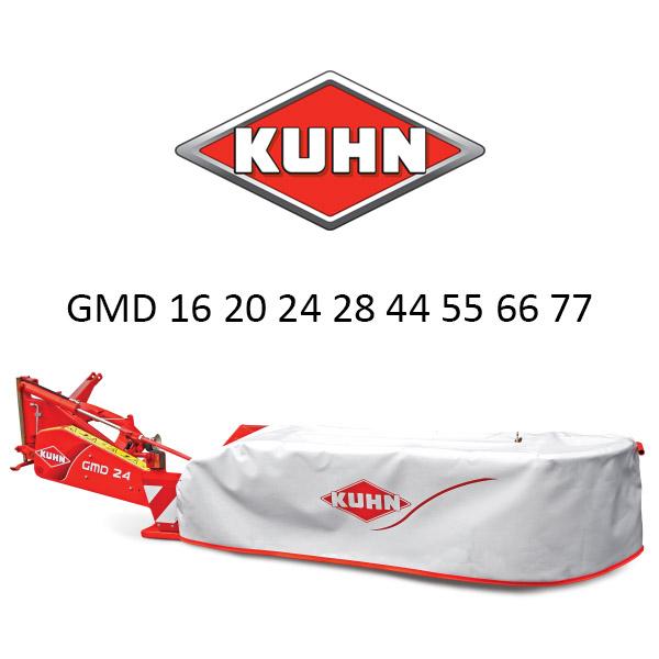 Ανταλλακτικά KUHN GMD 16 20 24 28 44 55 66 77