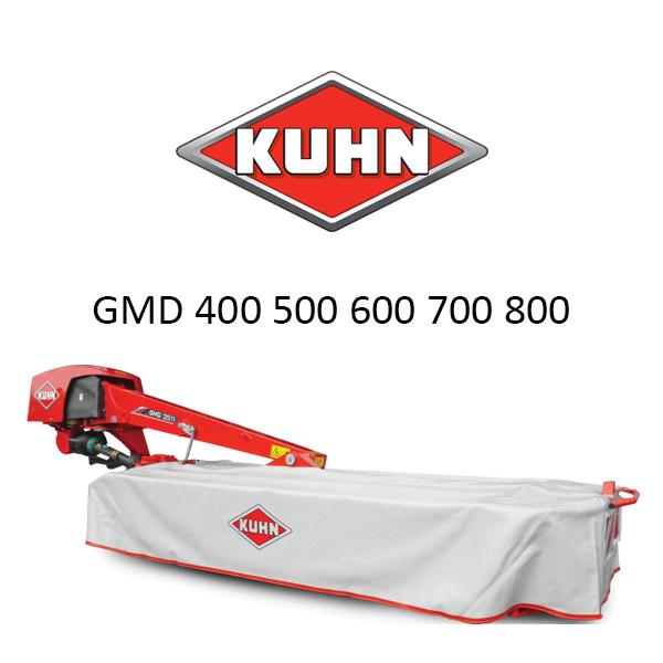 Ανταλλακτικά KUHN GMD 400 500 600 700 800