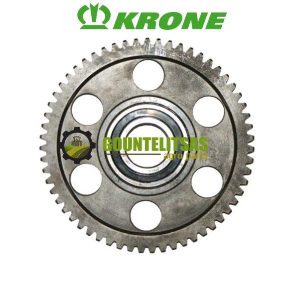 Γρανάζι Ζ59 μπάρας κοπής Krone 1391901