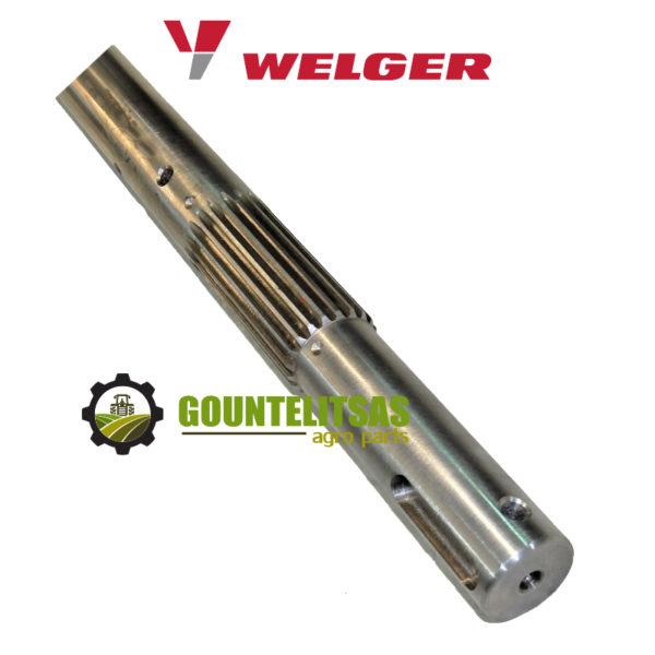 Άξονας δετικού D4000 D4050 Welger 1246.25.01.26