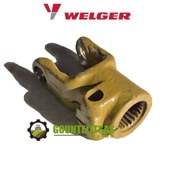 Δίχαλο σκέτο για γκρούπ ανέμης νέου τύπου Welger 0930.83.87.00