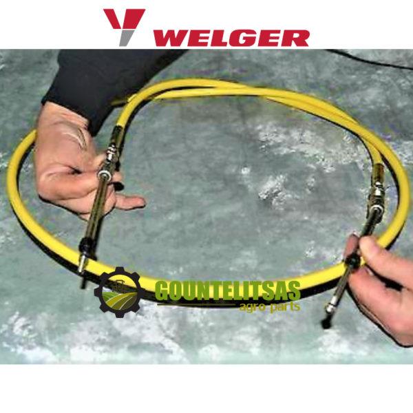 Ντίζα κούνιας βελόνων D4000 - D6000 Welger 0936.66.06.00